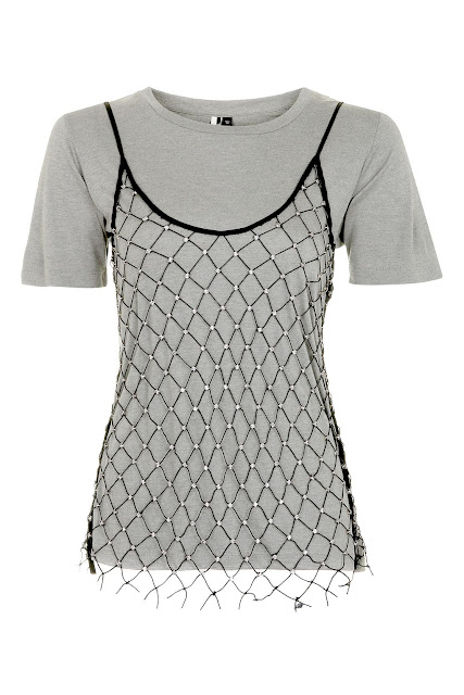 grey top mesh overlay