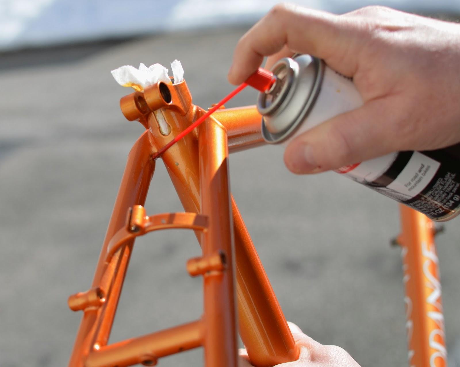 The Velo ORANGE Blog: Frame Saving and Rust
