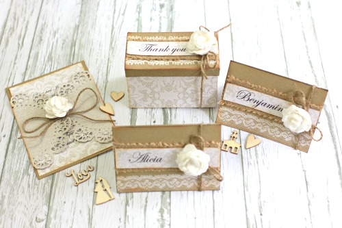 Kaisercraft Always and Forever Wedding Collection by Alicia McNamara