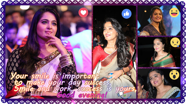 Anushka Shetty @ audio functions