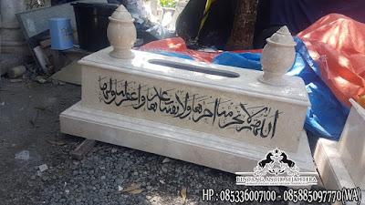 Harga Kijing Kuburan Marmer, Makam Marmer Tulungagung, Marmer Untuk Makam