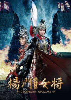 Legendary Amazons 2011 Hindi-Chinese Dual Audio 480p BluRay