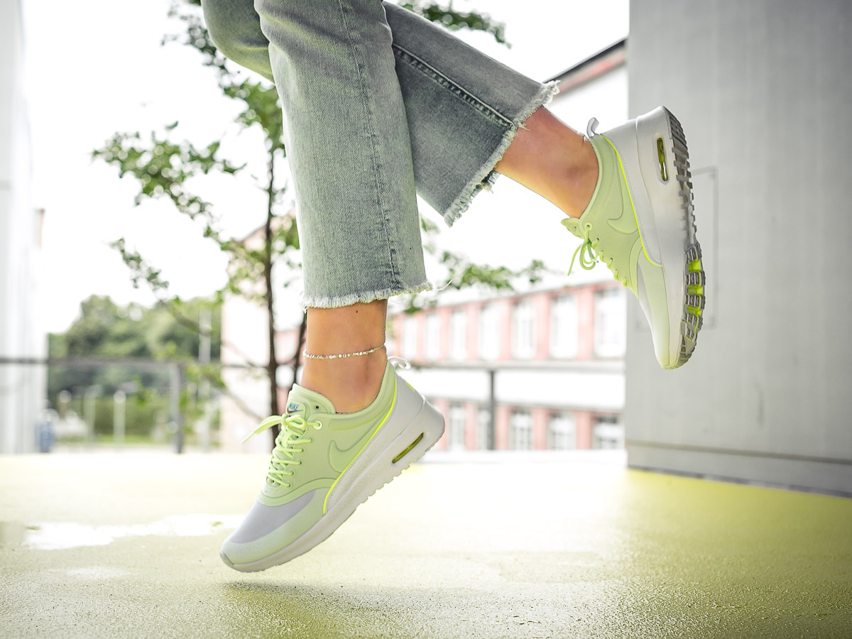 SOLEKITCHEN: Nike Air Max Thea Ultra Womens Barely Volt