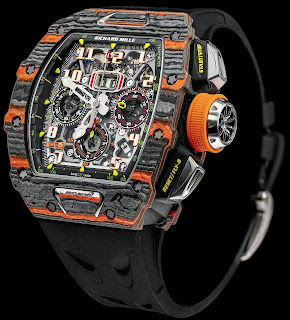 Montre Richard Mille RM 11-03 Automatique Chronographe Flyback McLaren