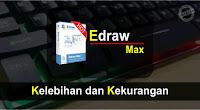 Kelebihan dan Kekurangan Menggunakan Edraw Max Pro