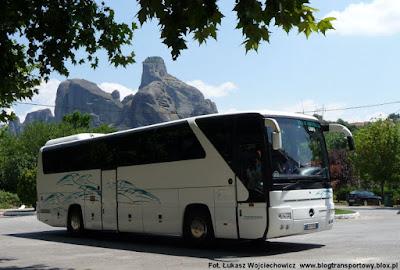 Mercedes O350 Tourismo z KTEL Korfu