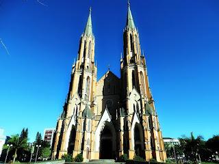 Igreja Matriz São Sebastião Mártir, Venâncio Aires (RS)