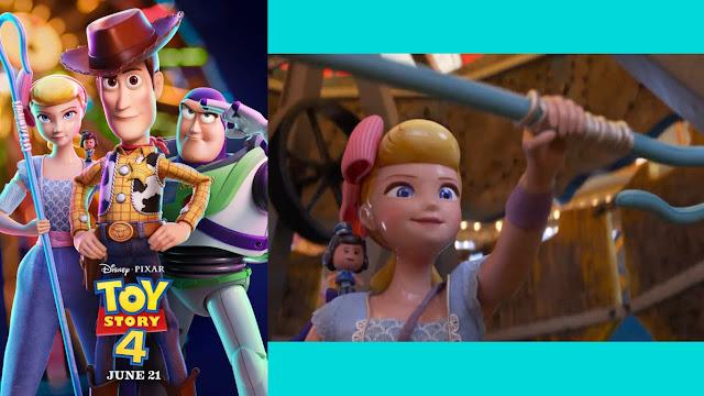 Toy Story 4 Bo Peep TV Spot