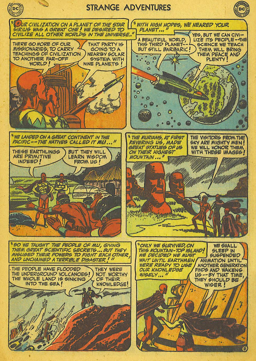 Strange Adventures (1950) issue 16 - Page 17