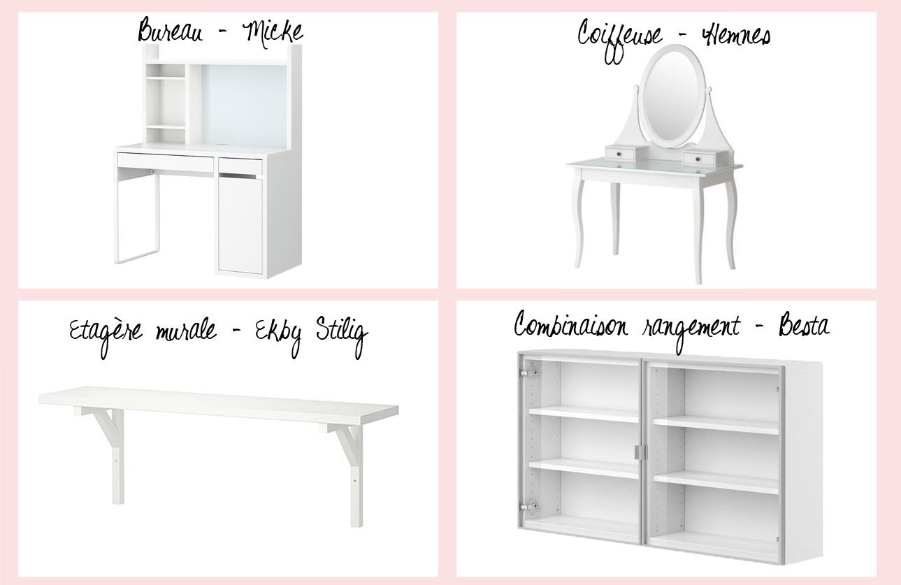 ikea rangement maquillage maison design. Black Bedroom Furniture Sets. Home Design Ideas