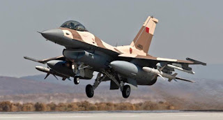 Jet Tempur F-16 Maroko