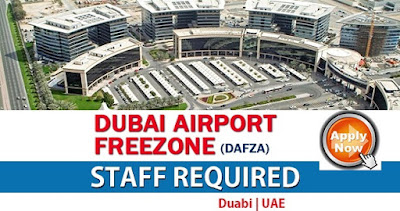 Jobs In Dubai Airport Free Zone Authority (DAFZA)