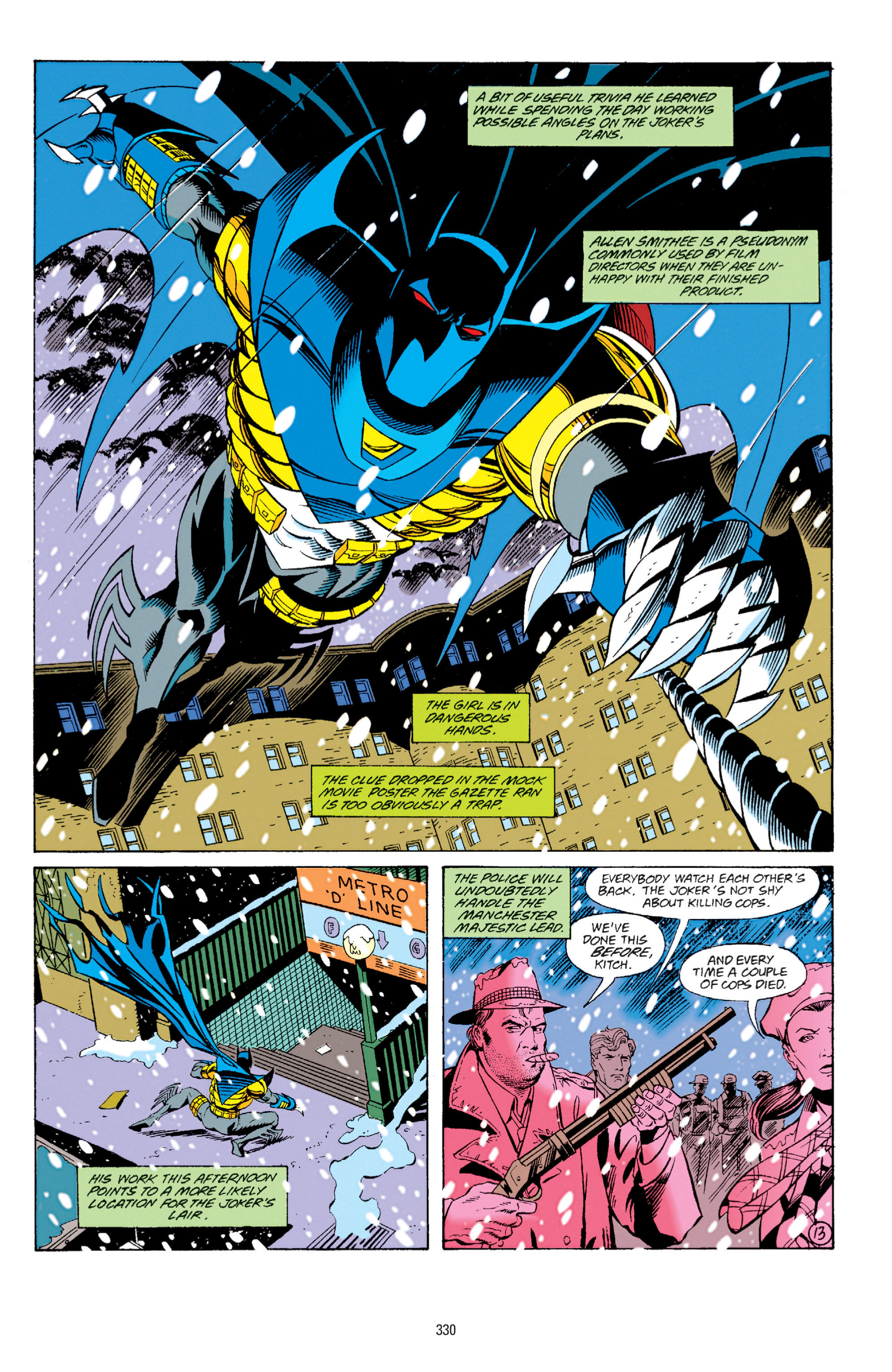 Detective Comics (1937) 672 Page 13