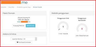 Cara Mengganti domain Utama di cPanel Hosting