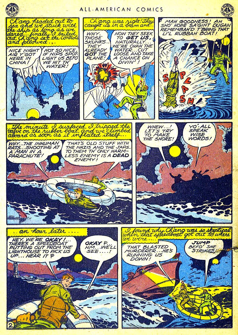 Read online All-American Comics (1939) comic -  Issue #65 - 33