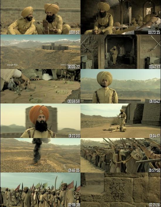 Kesari 2019 Hindi 720p 480p WEB-DL x264 Full Movie
