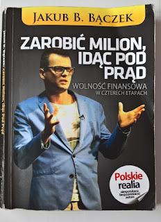 okładka książki Zarobić milion idąc pod prąd