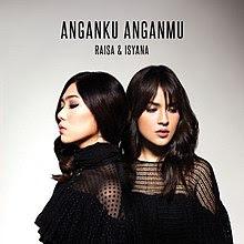 Lirik Lagu Anganku Anganmu - Raisa feat Isyana Sarasvati dari album paradox chord kunci gitar, download album dan video mp3 terbaru 2018 gratis