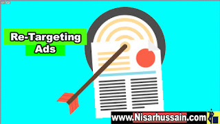 re-targeting ads by www.nisarhussain.com