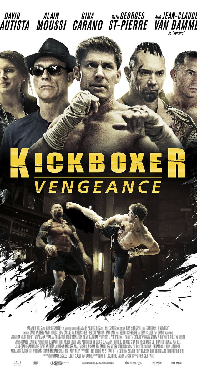 Kick Boxer Vengeance Watch Online
