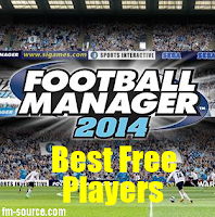 FM 2014 best free players - free agents