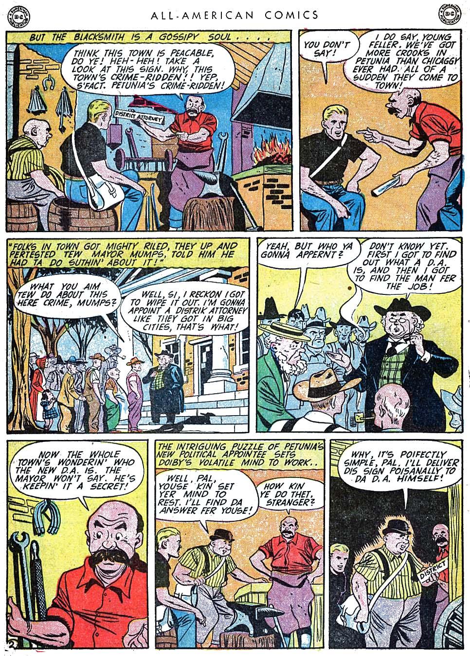 Read online All-American Comics (1939) comic -  Issue #62 - 4
