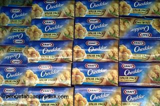 Harga Keju Kraft, Prochiz dan Mozarella Terbaru Paling Lengkap