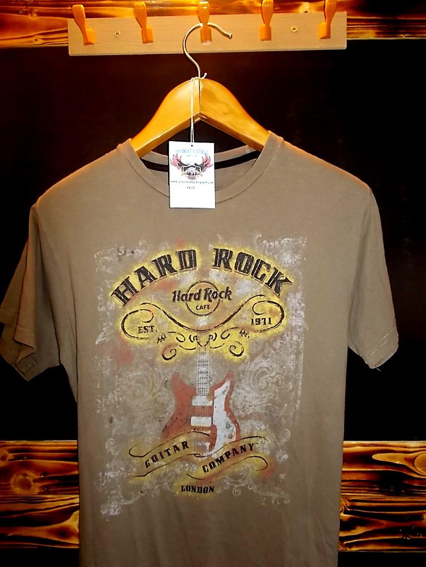 Hard Rock Cafe London T Shirt