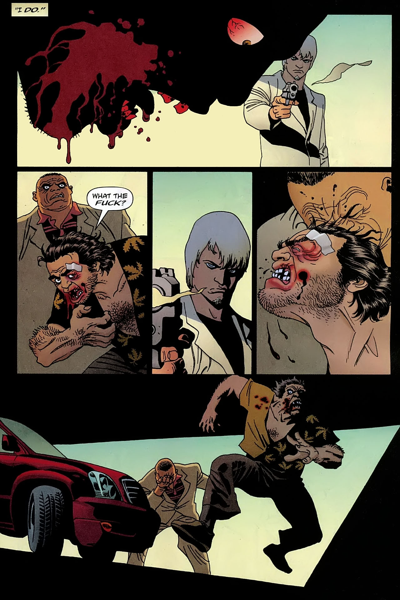 Read online 100 Bullets comic -  Issue #97 - 7