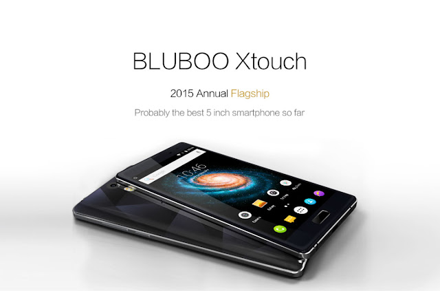Bluboo Xtouch Flash Sale