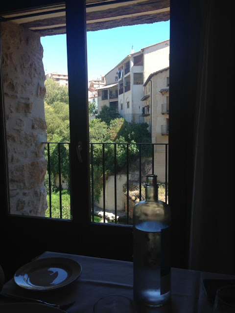 Hotel restaurante la fábrica de Solfa, Beceite, Beseit