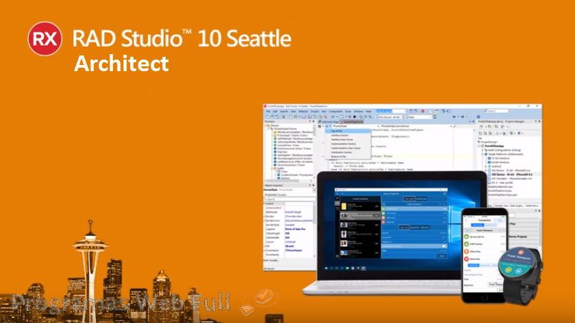 Embarcadero RAD Studio 10 Seattle Architect