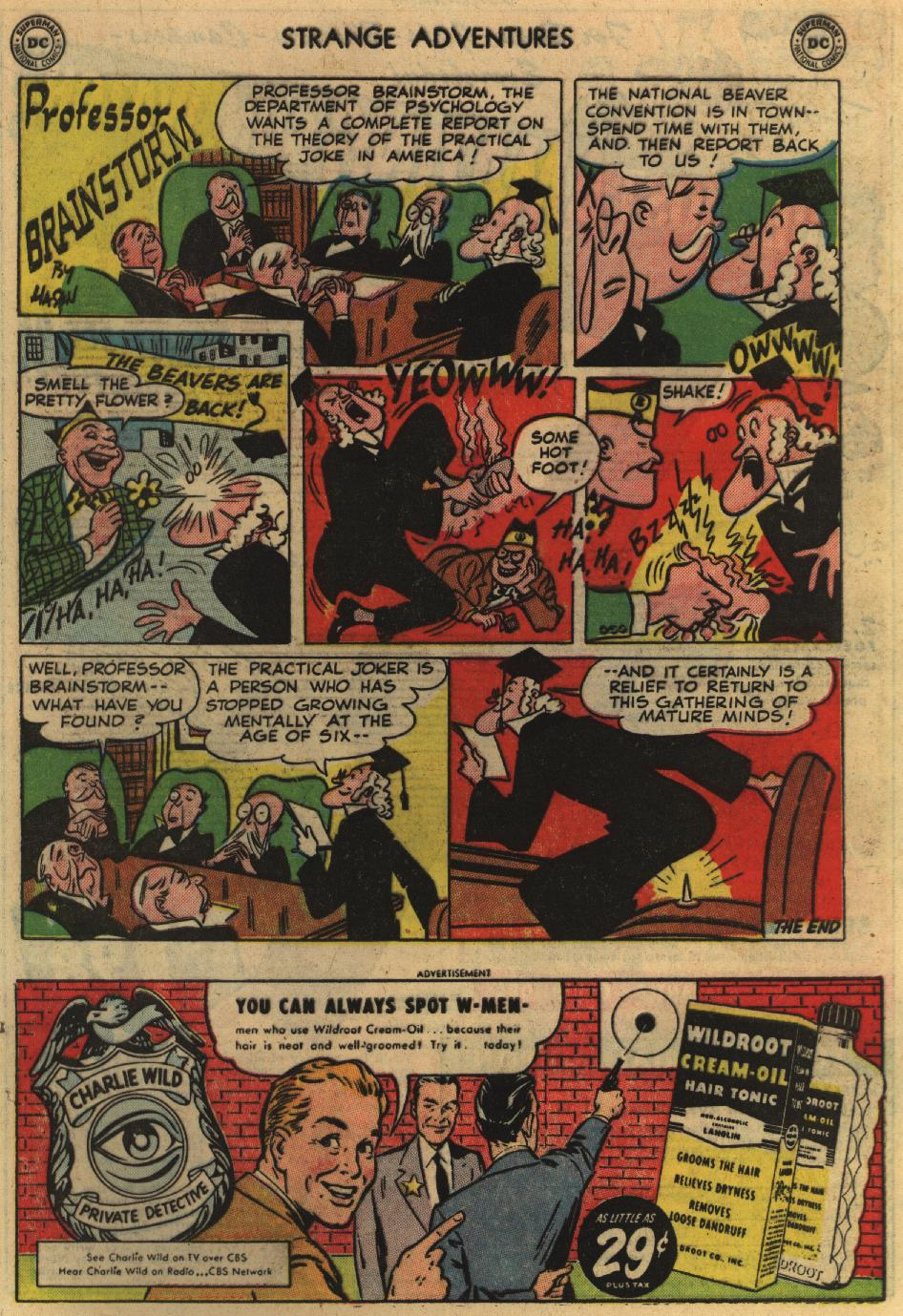 Strange Adventures (1950) issue 11 - Page 49