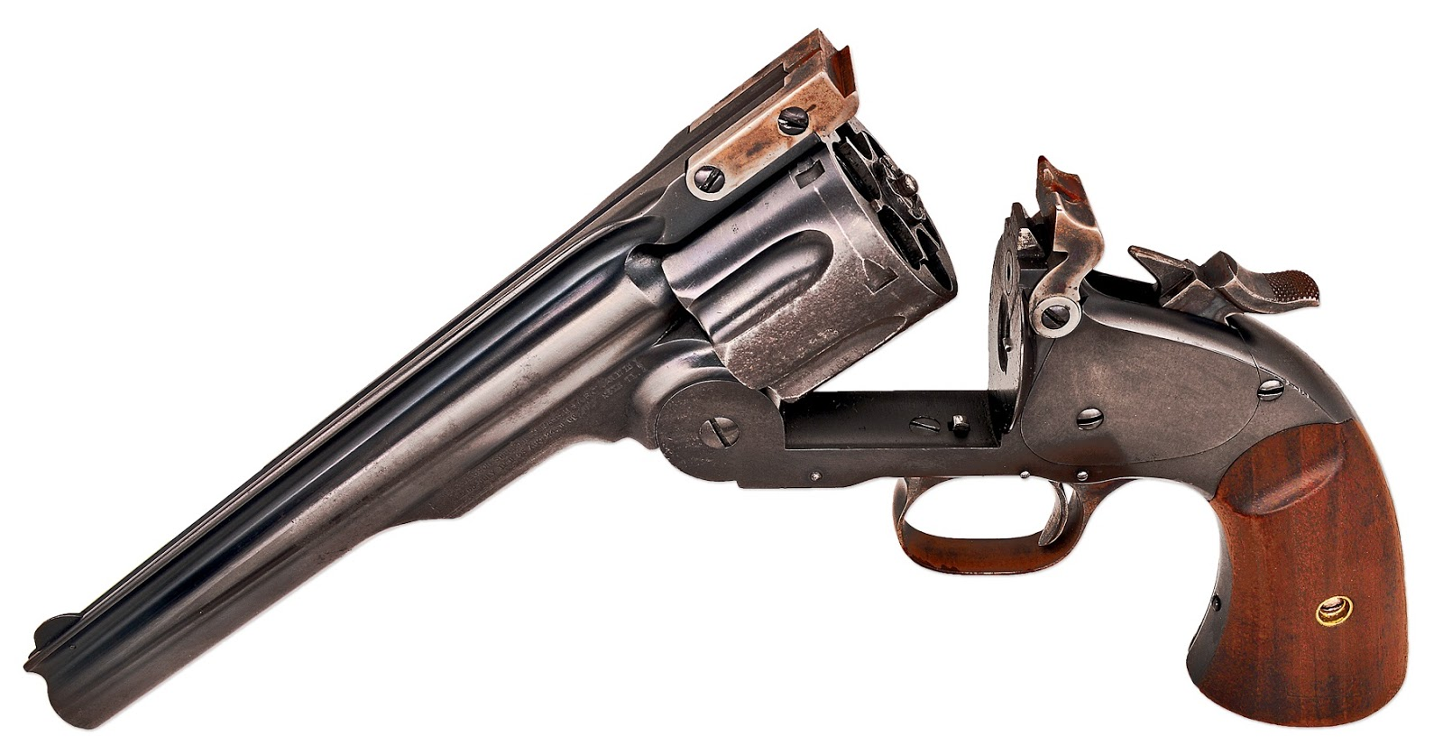 The American Cowboy Chronicles: Smith & Wesson - A Tough