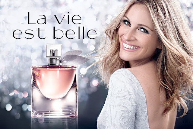 La Vie Est Belle a fragrância da feminilidade alegre para a mulher que vive o presente