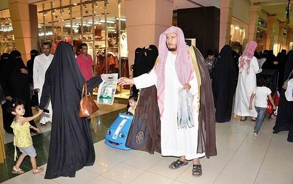 على الطريق الصحيح ..تجريد الهيئة السعودية من سلطة توقيف الاشخاص