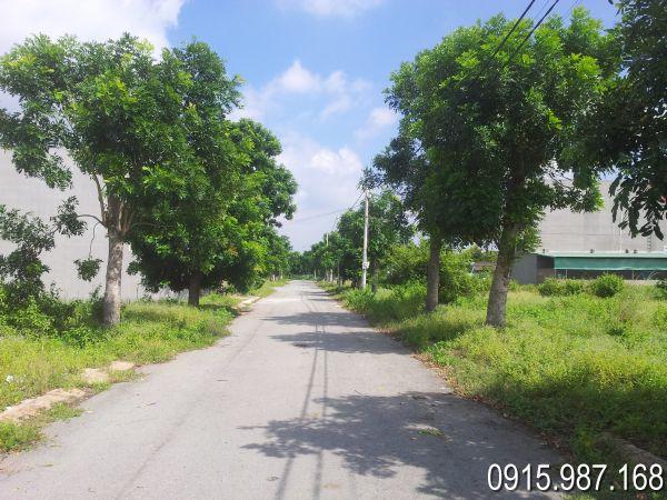 Đất nền Khu dân cư DRAGON TOWN Bến Lức Long An đã có sổ đỏ riêng từng nền