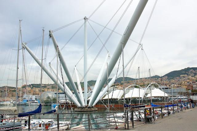 port w Genua jak wygląda i co zobaczyć?