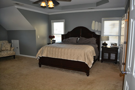 First Project of the New Year~ Master Bedroom
