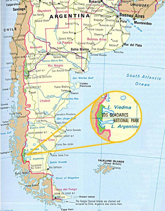 Argentina 2011: Heading South