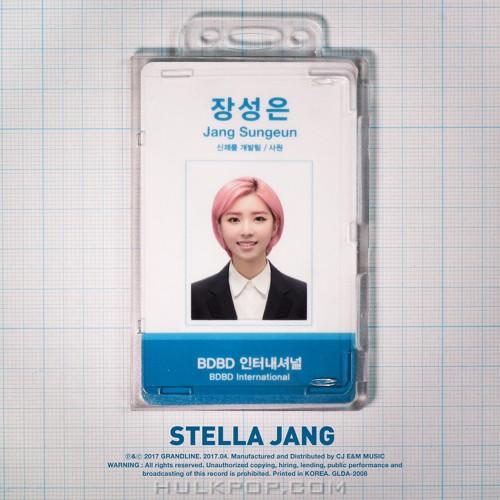 Stella Jang – Vanishing Paycheck – EP (FLAC + ITUNES MATCH AAC M4A)