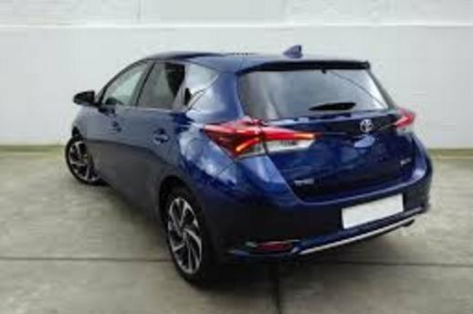 2018 Toyota Auris Review