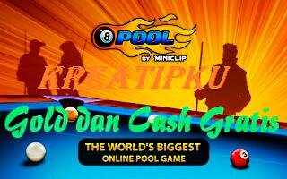 Cara  mendapatkan banyak Poin dari game 8 ball pool terbaru