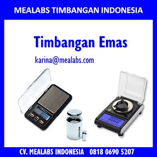 Jual Timbangan Emas atau Pocket Scale Mealabs Timbangan Indonesia