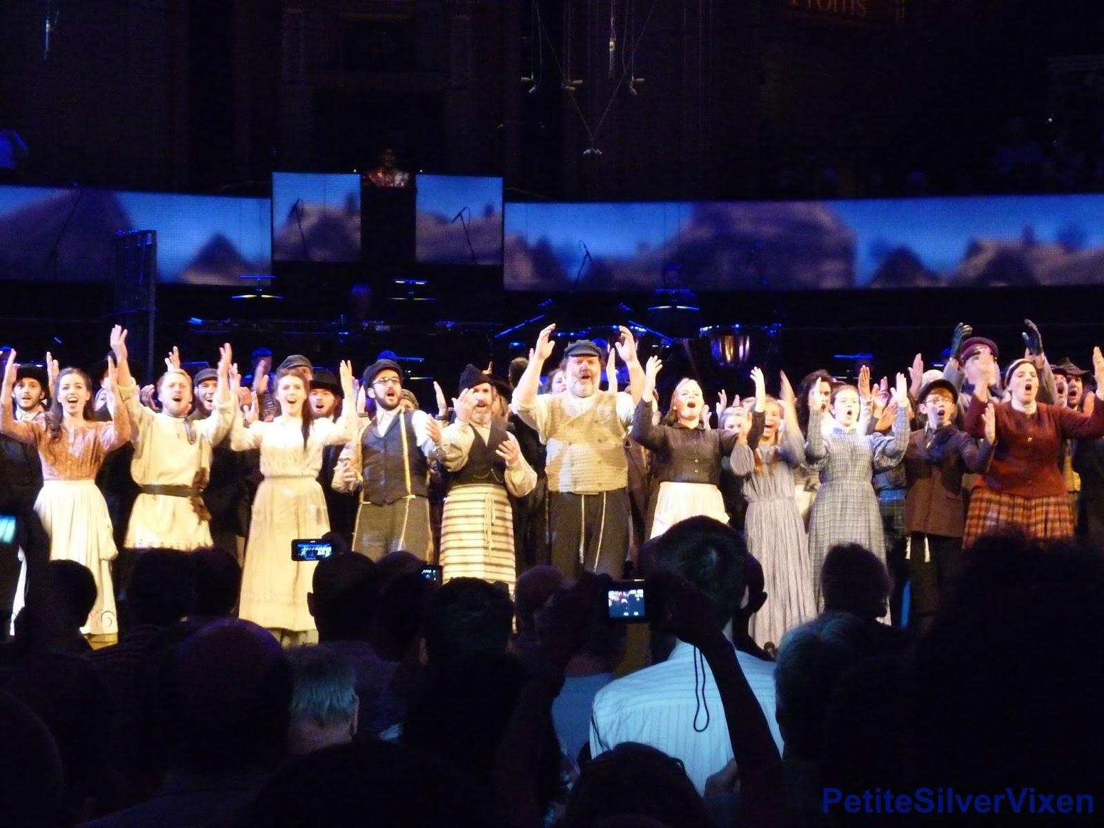 Bryn Terfel & Cast sing Tradition | PetiteSilverVixen