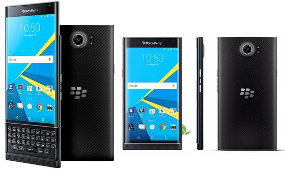 بلاك بيري BlackBerry Priv أفضل هاتف بلاك بيري 2016 2017