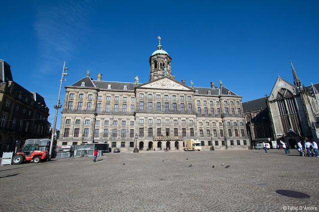 Piazza Dam-Amsterdam