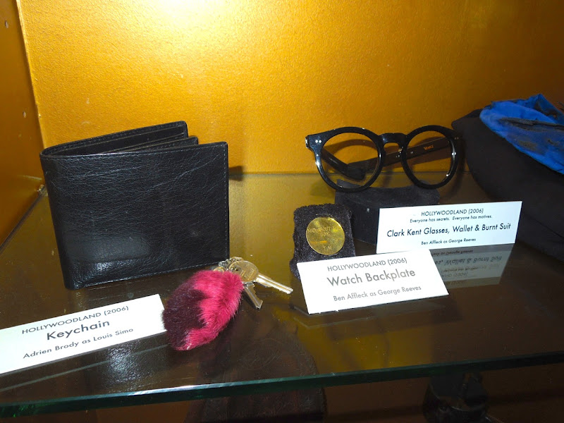 Hollywoodland film props