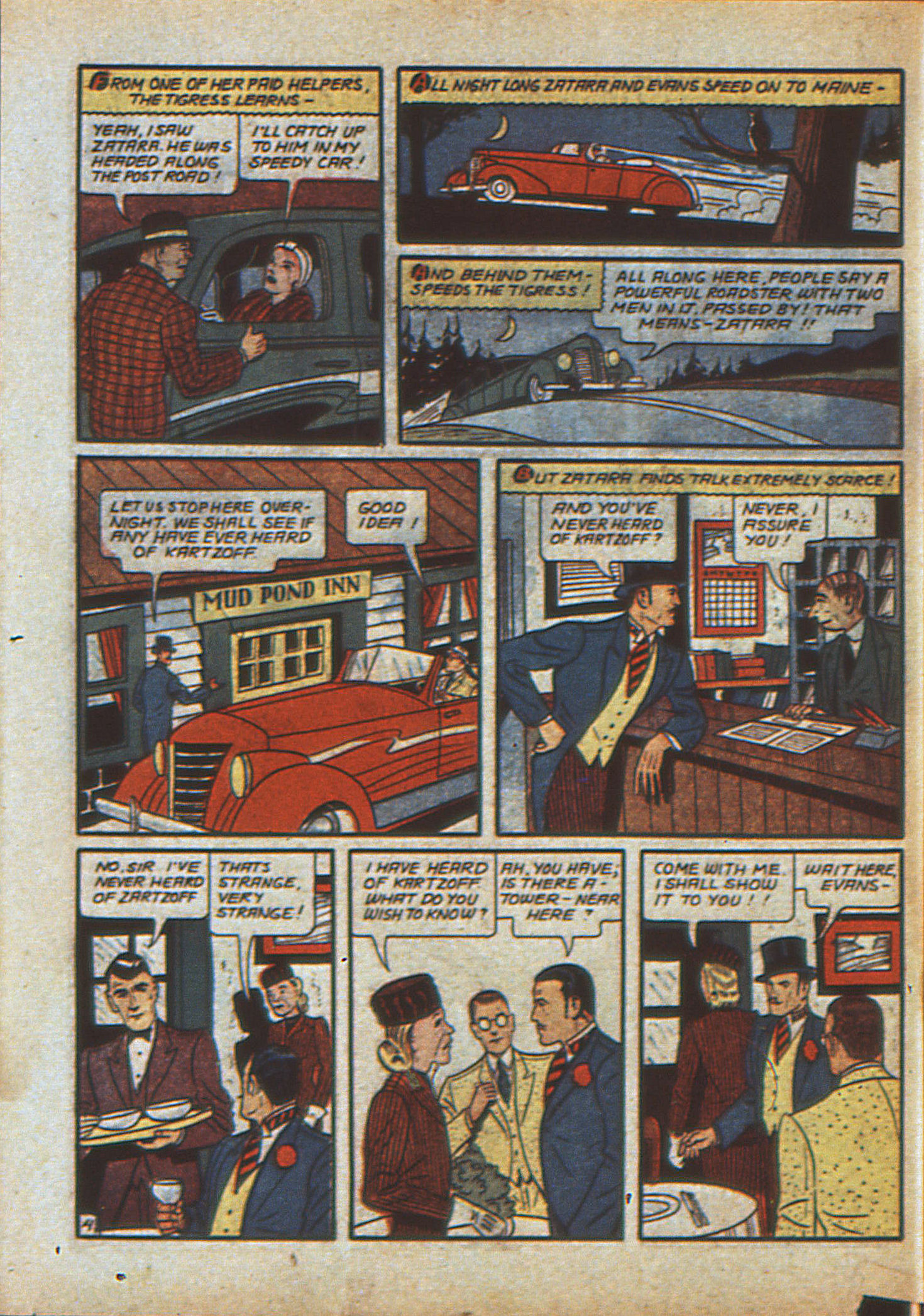 Read online Action Comics (1938) comic -  Issue #23 - 59