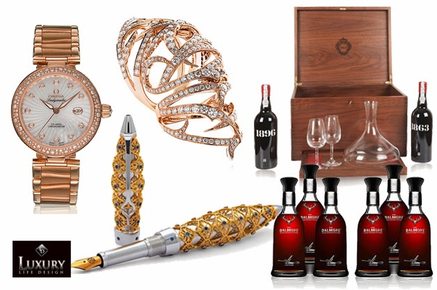 Luxury Xmas Gifts: Luxury Life Design: 5 Most Expensive Christmas Gifts From